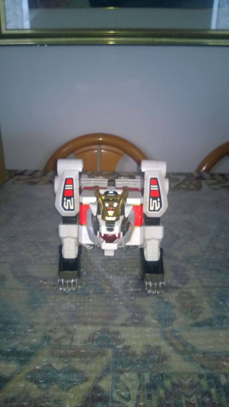 Power Rangers White Tigerzord Wp_20123