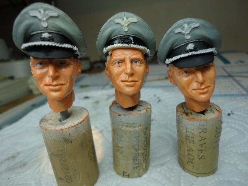 Gruppenführer Wilhelm BITTRICH  - Mitches Military Models - 1/9 (200 MM) Dsc07820