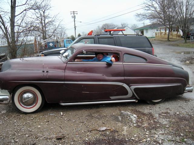 "1949 Mercury - Charlie Lopez's ""Nostalgic Sleeper""  036_3610"