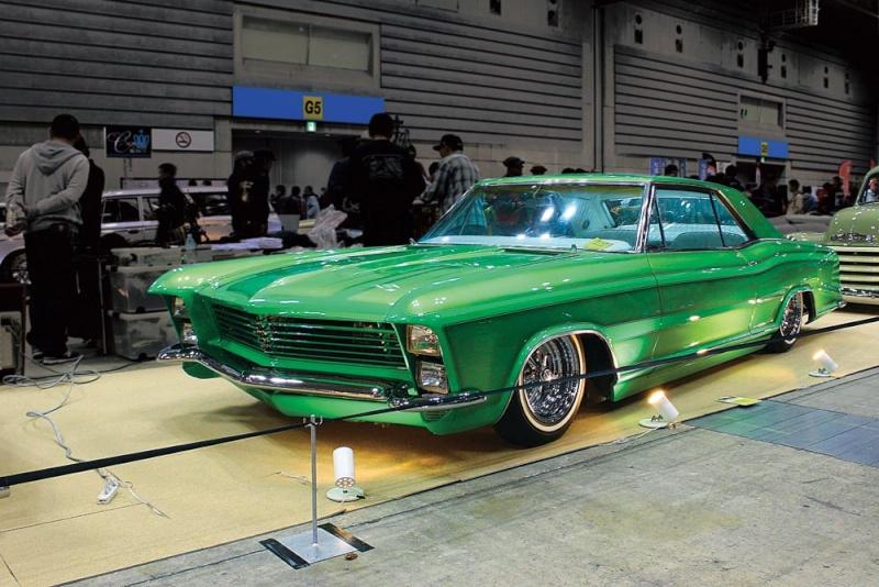 1965 Buick Riviera - Mr. Sagisaka -  SQUARE KUSTOMS  06710