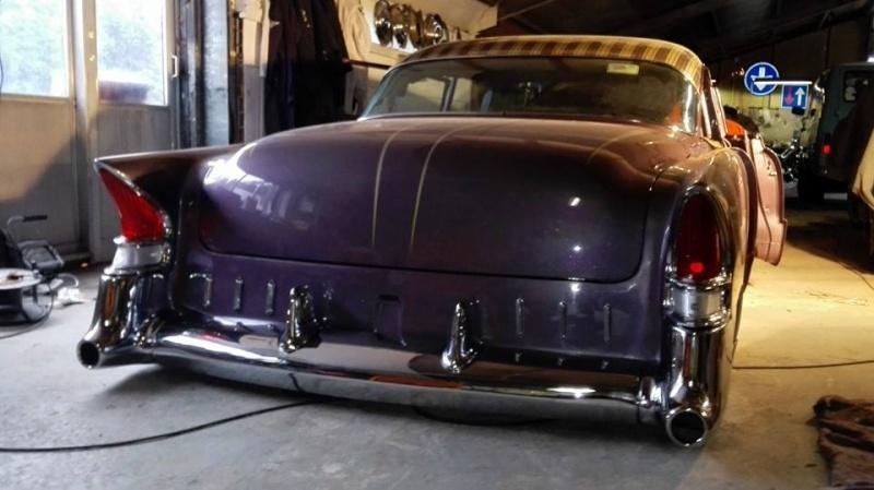 Cadillac 1954 -  1956 custom & mild custom - Page 3 10299910