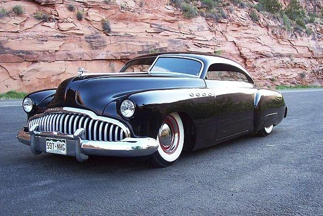 Buick 1943 - 49 custom & mild custom - Page 2 10363810