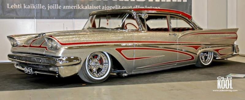 Ford 1957 & 1958 custom & mild custom  - Page 6 10365812