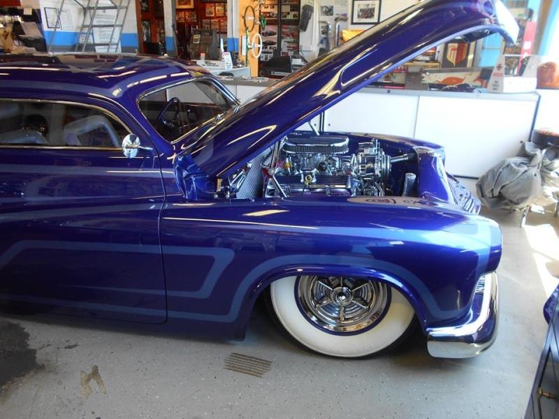 1950 Mercury - Starlite Rod & kustoms 10389210