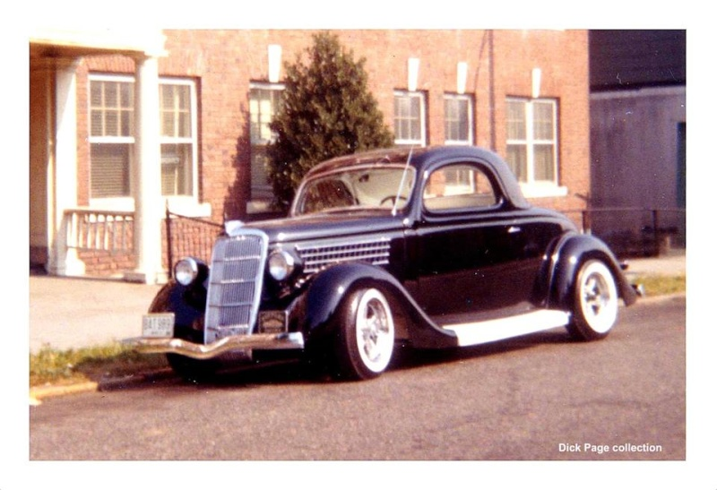 "Hot rod in street - Vintage pics - ""Photos rétros"" -  - Page 4 10393810"
