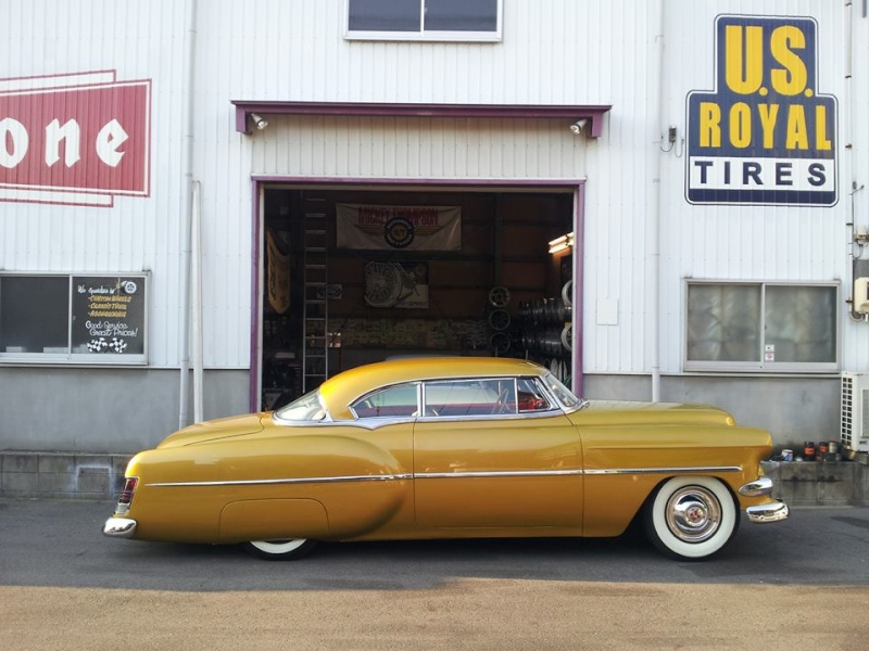 Chevy 1953 - 1954 custom & mild custom galerie - Page 9 10399410