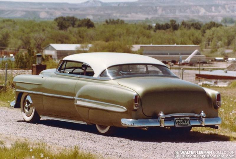 Chevy 1953 - 1954 custom & mild custom galerie - Page 10 10399411