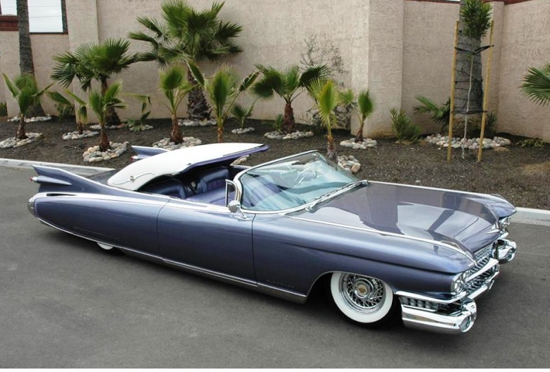 Cadillac 1959 - 1960 custom & mild custom - Page 2 10403510
