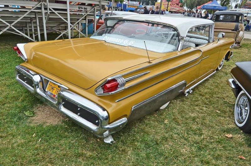 Mercury 1957 - 1960 Customs & mild custom 10408711