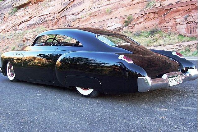 1949 Buick - Art Deco   10410711