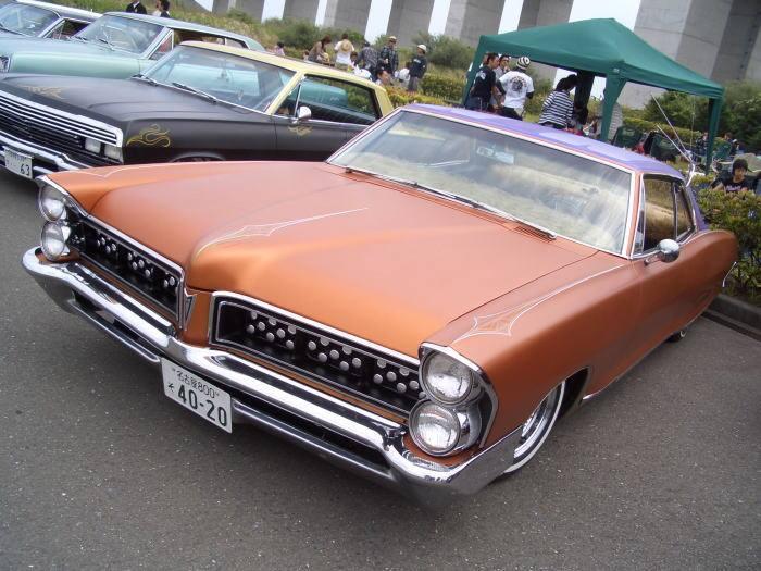 Pontiac 1963 - 1967 custom & mild custom 10414910