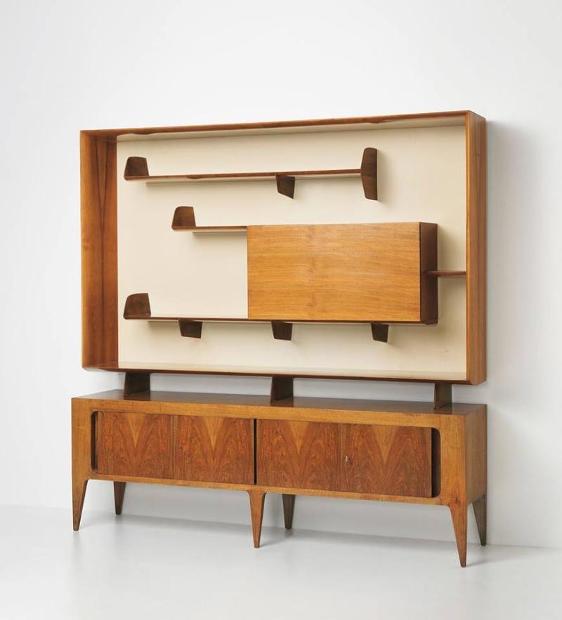 Bureaux & Mobiliers de bureaux 1950's - Office furnitures & Secretary 10421910