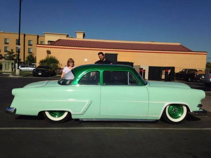 Ford 1952 - 1954 custom & mild custom - Page 7 10429410