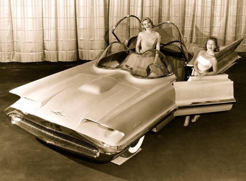 Lincoln Futura 1955 10447610