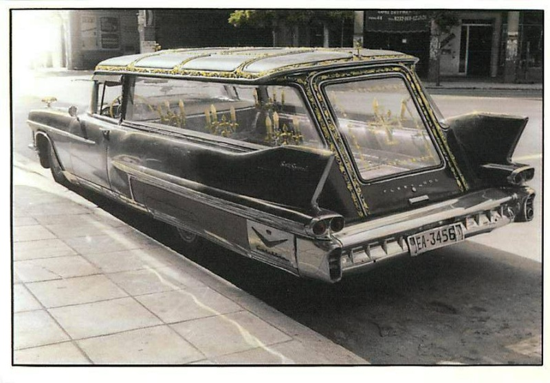 Corbillards - Cars for the funeral  10469810