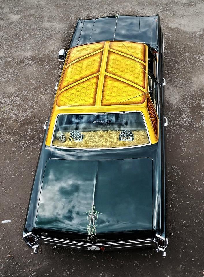 Oldsmobile 65 - 68 custom & mild custom 10641212
