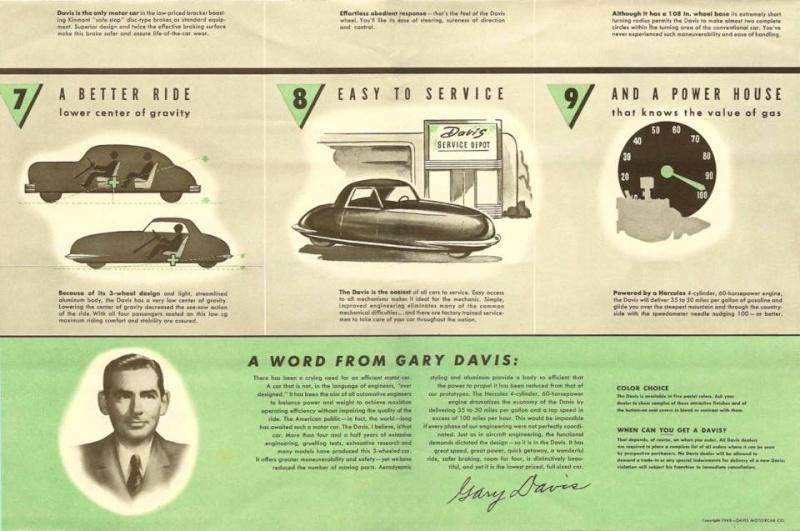 1948 Davis Three Wheels 10649710