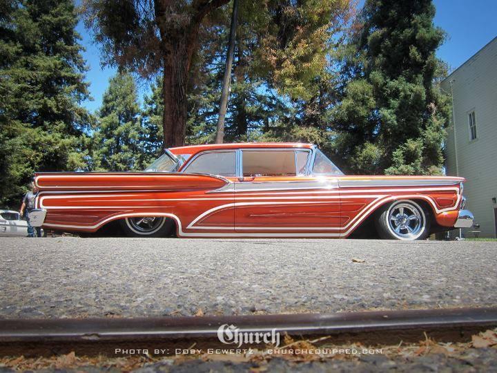 Ford 1959 custom & mild custom - Page 2 10846110