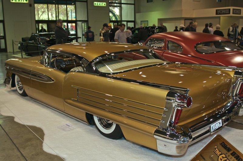 1958 Oldsmobile - The Egyptian - John d'Agostino - Oz Kustoms