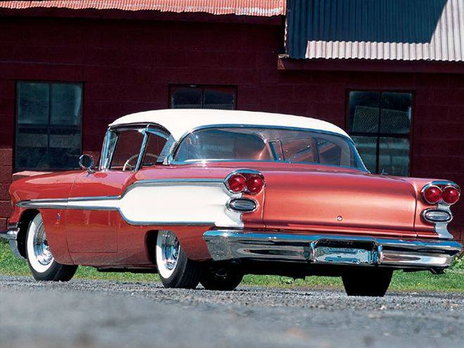 Pontiac 1955 - 1958 custom & mild custom - Page 2 10857710