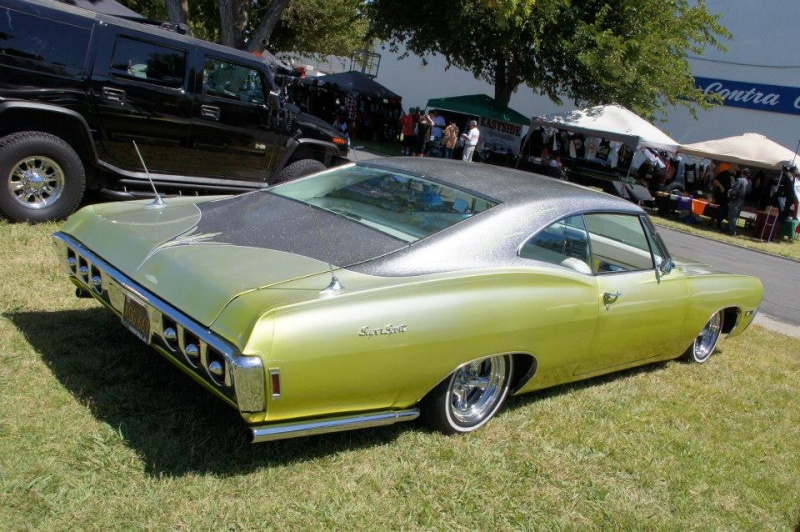 Chevrolet 1965 - 1968 custom & mild custom 10923110