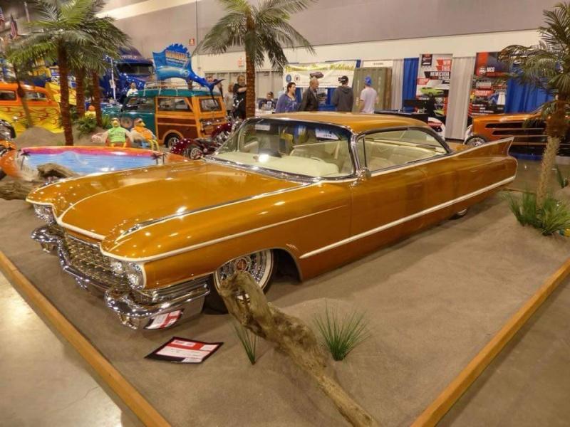 Cadillac 1959 - 1960 custom & mild custom - Page 2 10923210