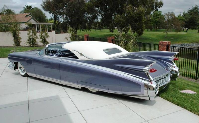 Cadillac 1959 - 1960 custom & mild custom - Page 2 10952410