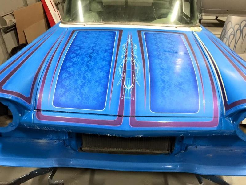 Ford 1957 & 1958 custom & mild custom  - Page 5 10959910