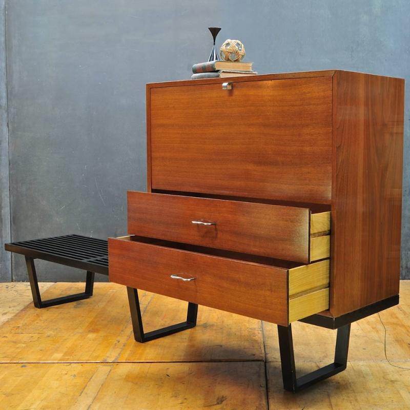 Bureaux & Mobiliers de bureaux 1950's - Office furnitures & Secretary 11008711
