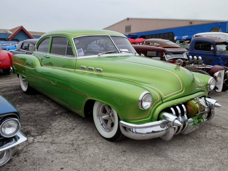 Buick 1950 -  1954 custom and mild custom galerie - Page 7 11009110