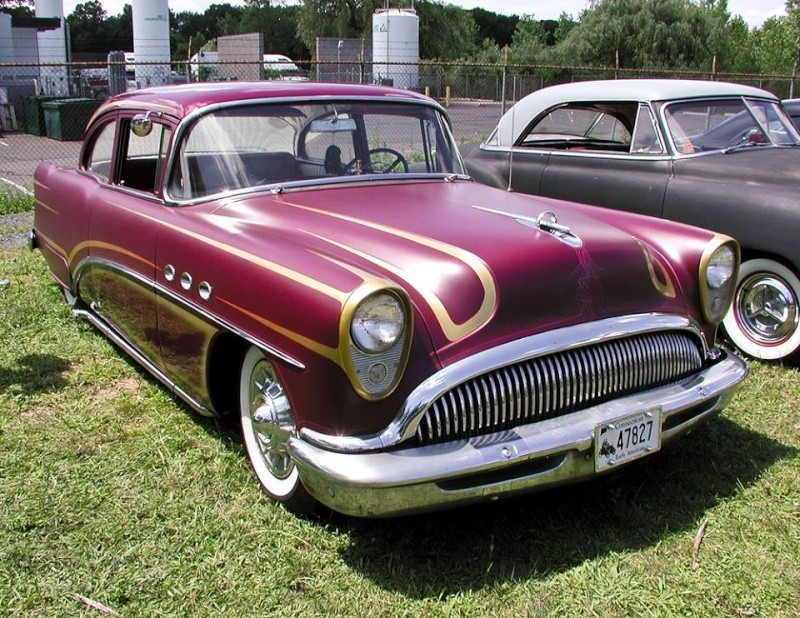 Buick 1950 -  1954 custom and mild custom galerie - Page 7 11009111