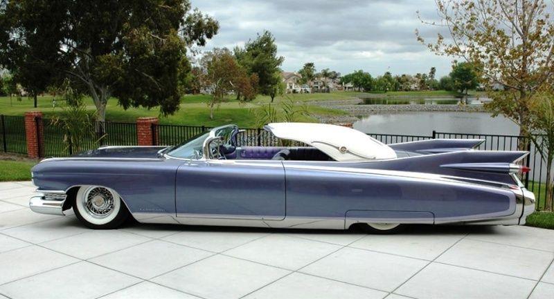 Cadillac 1959 - 1960 custom & mild custom - Page 2 11010210