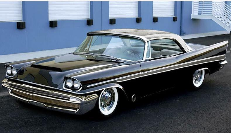 1957 - 1959 Chrysler & Desoto custom & mild custom - Page 2 11015010