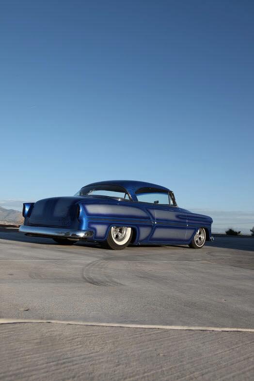 Chevy 1953 - 1954 custom & mild custom galerie - Page 9 11037610