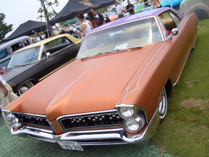 Pontiac 1963 - 1967 custom & mild custom 11046311