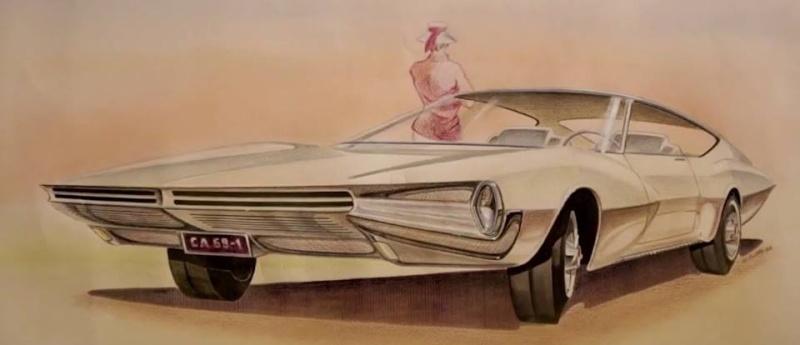 Prototype, maquette et exercice de style - concept car & style - Page 3 11047810
