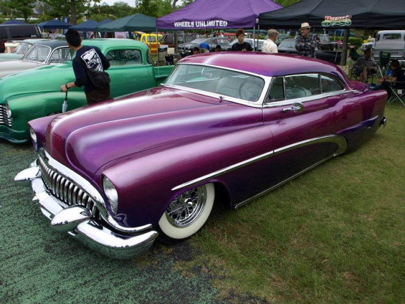 Buick 1950 -  1954 custom and mild custom galerie - Page 7 11053010
