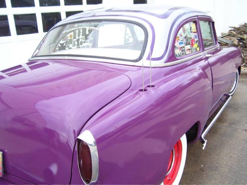 Chevy 1953 - 1954 custom & mild custom galerie - Page 10 11053610