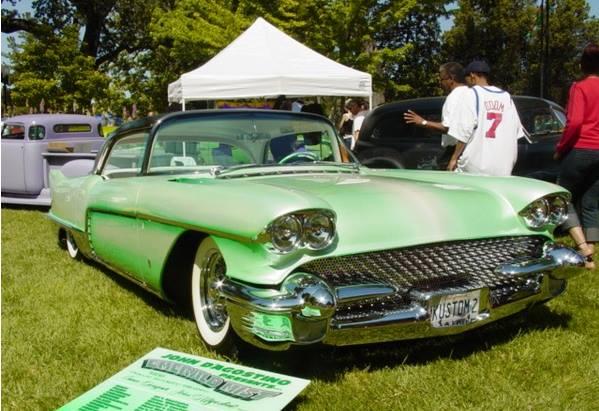 Cadillac 1957 & 1958  custom & mild custom - Page 2 11053910