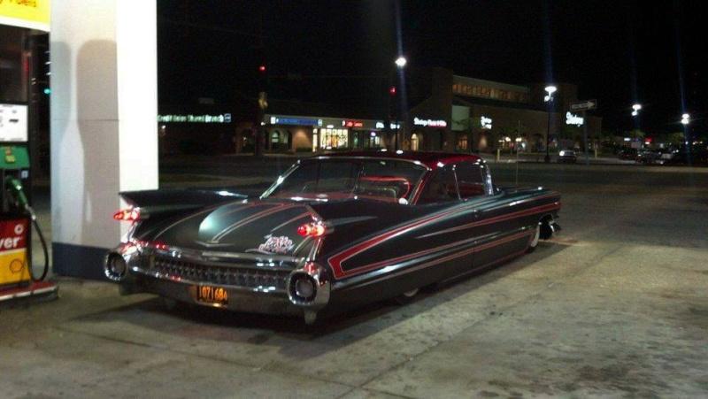Cadillac 1959 - 1960 custom & mild custom - Page 2 11058510