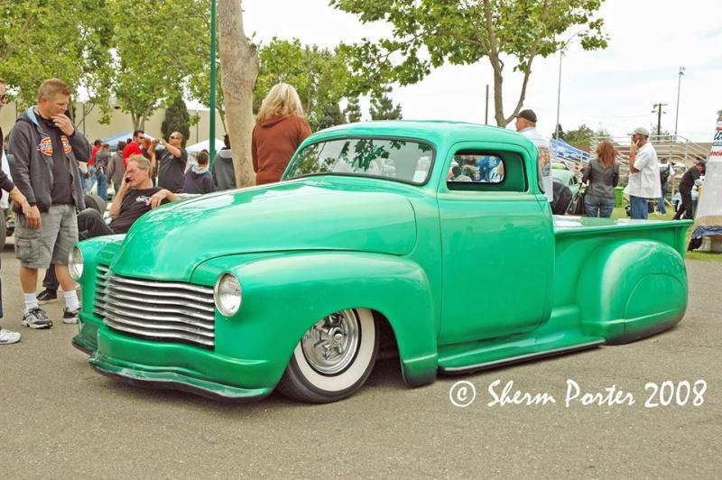 Chevy Pick up 1947 - 1954 custom & mild custom - Page 4 11058610