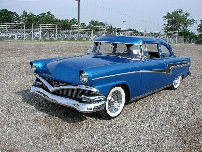 Ford 1955 - 1956 custom & mild custom - Page 5 11065510