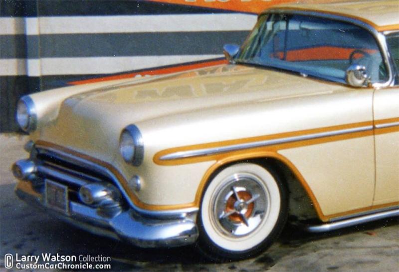 Oldsmobile 1948 - 1954 custom & mild custom - Page 6 11067410