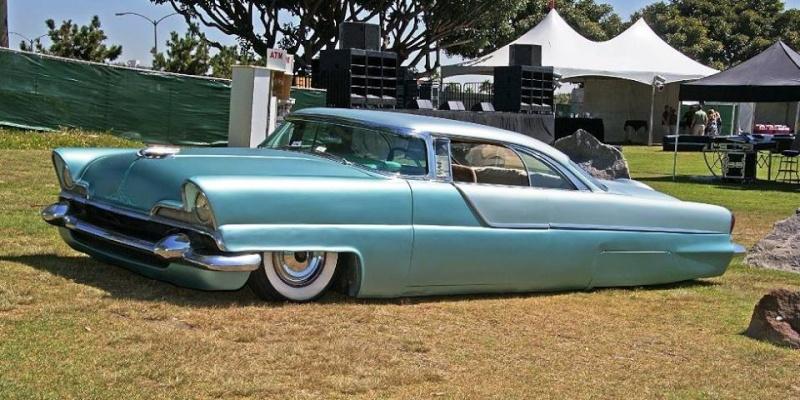 Lincoln 1956 - 1957 custom & mild custom - Page 3 11069611