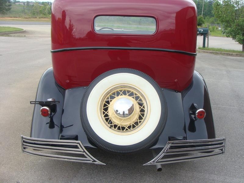 1935 BREWSTER TOWN CAR 1107