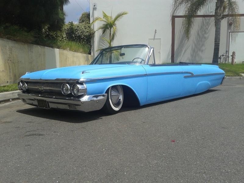 Mercury 1961 - 1964 custom & mild custom 11071512