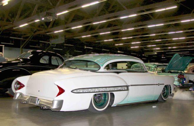 Chevy 1953 - 1954 custom & mild custom galerie - Page 9 11074110