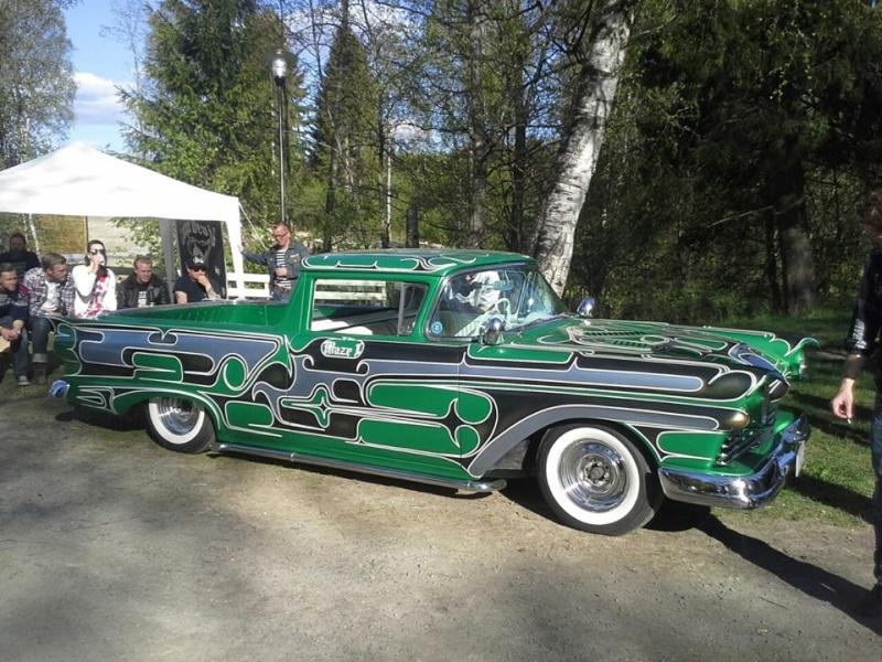 Ford 1957 & 1958 custom & mild custom  - Page 6 11078113