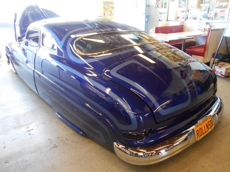 1950 Mercury - Starlite Rod & kustoms 11081013