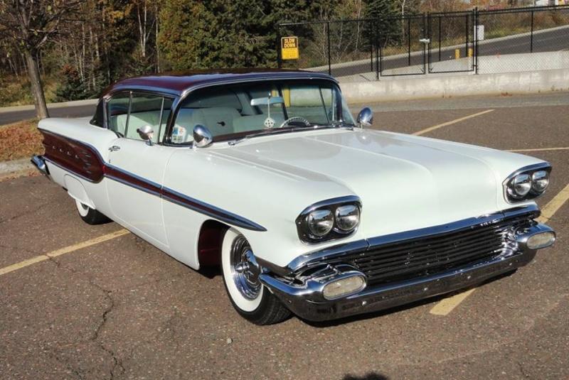 Pontiac 1955 - 1958 custom & mild custom - Page 2 11081218